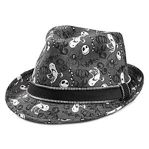 1b6f0c2b8 Jack Skellington Fedora for Kids | Disney Store A tip of the hat to ...