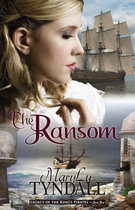 How I learned to love pirate stories: Review of The Ransom by MaryLu Tyndall