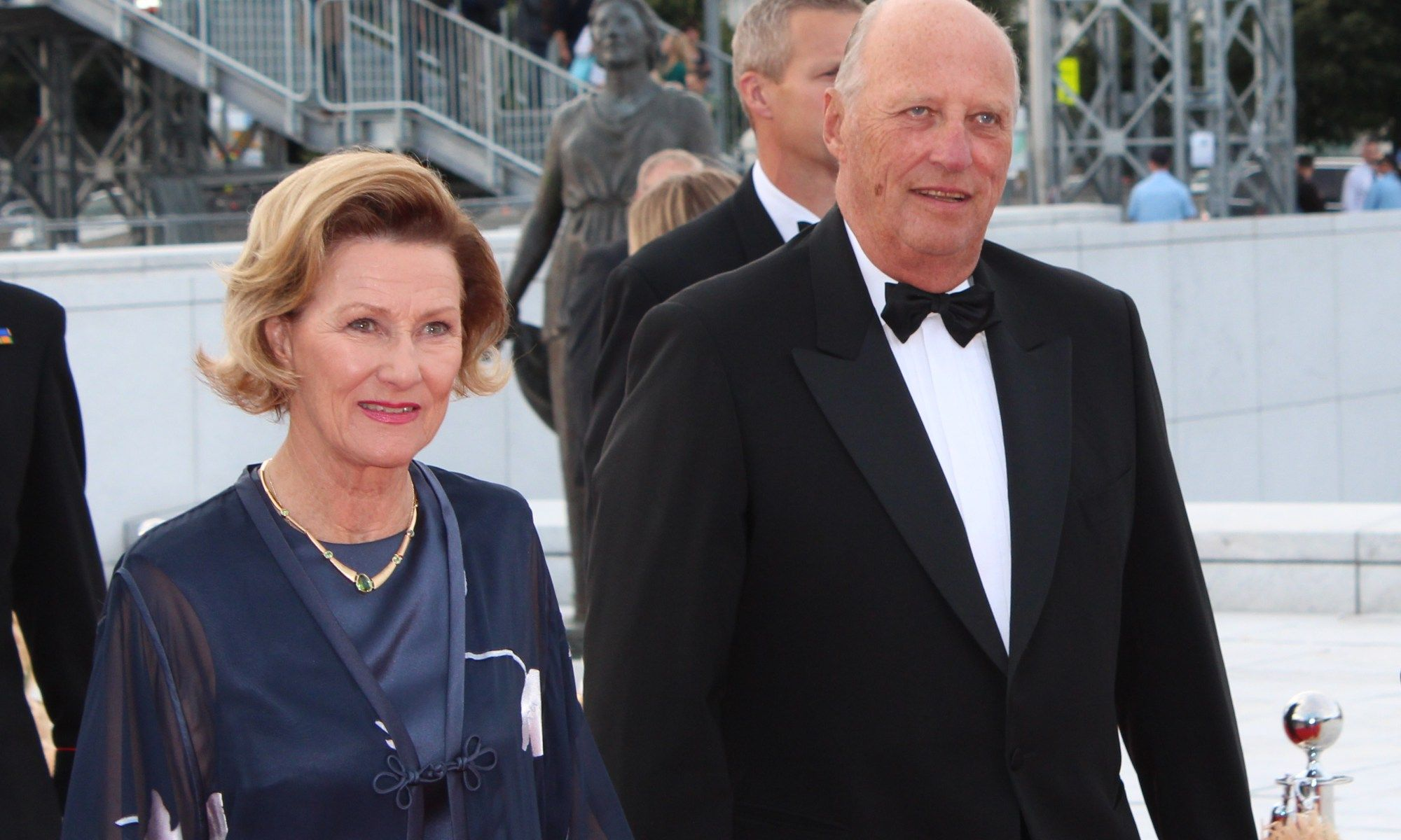 Norweigan Royal Family's budget problems Royal family