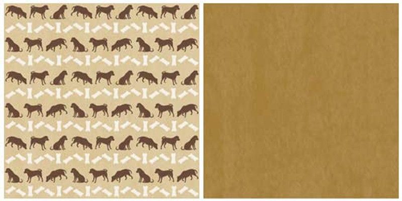 "Dinglefoot's Scrapbooking - Dogs 12"" x 12"" Double-Sided Scrapbook Paper, $0.85 (http://www.dinglefoot.com/dogs-12-x-12-double-sided-scrapbook-paper/)"