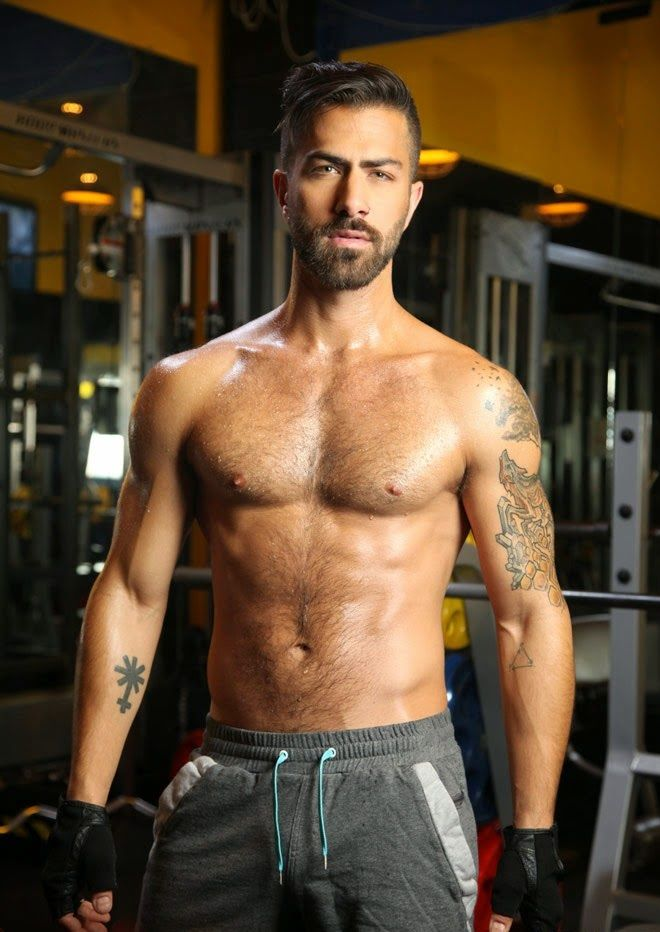 Working Out With Adam Ramzi