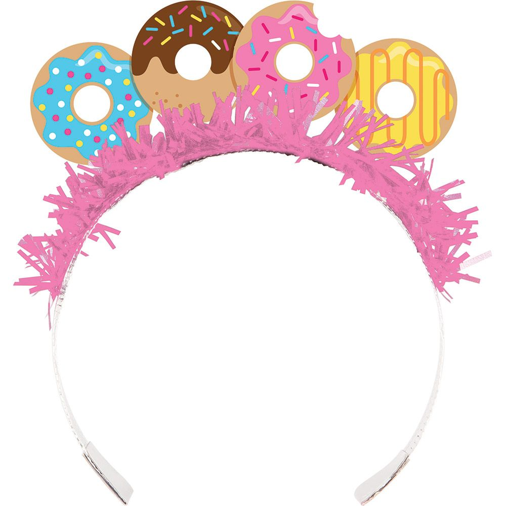 Donut Time Birthday Party Supplies Blowouts