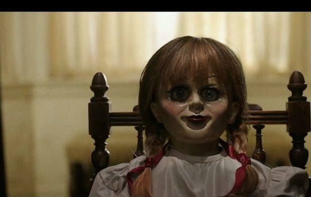 أنابيل يتصدر إيرادات السينما الأمريكية بـ35 مليون دولار أناب Movie Character Girl Movies Annabelle Creation