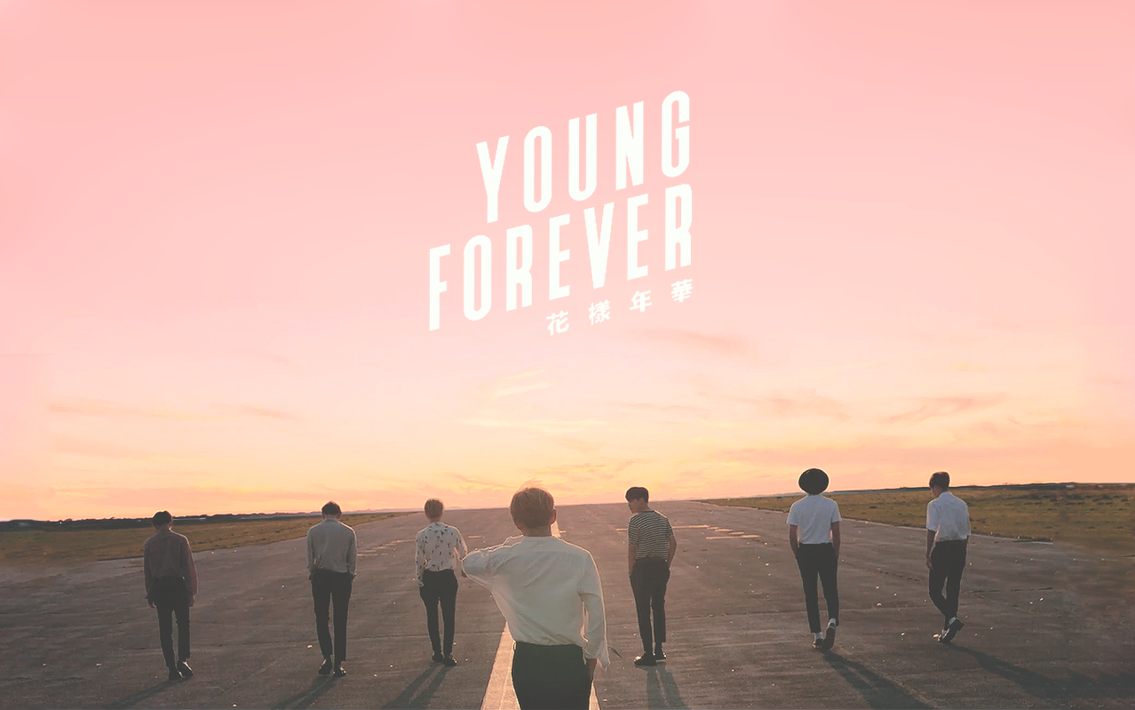 Young Forever Pink Desktop Wallpapers Bts Wallpaper Desktop Laptop Wallpaper Desktop Wallpapers Bts Wallpaper