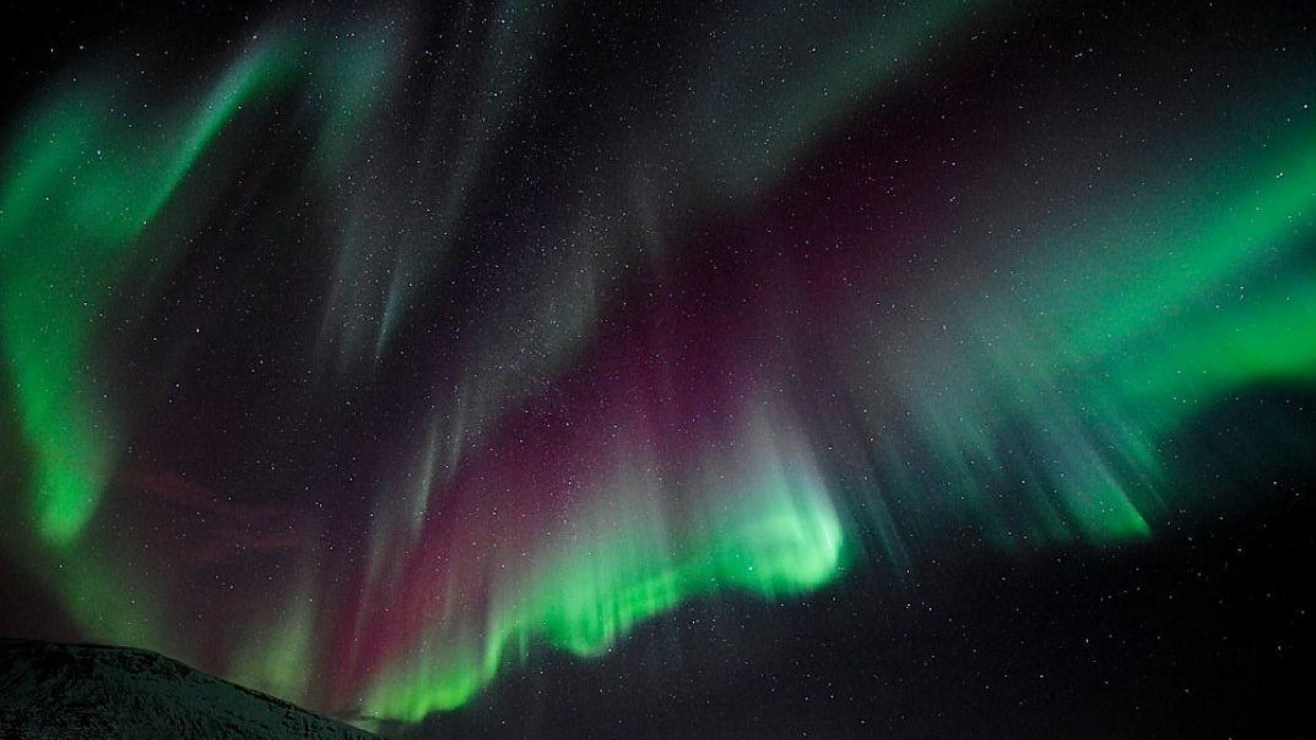 Northern Lights The Most Beautiful Thing In The World Northern Lights