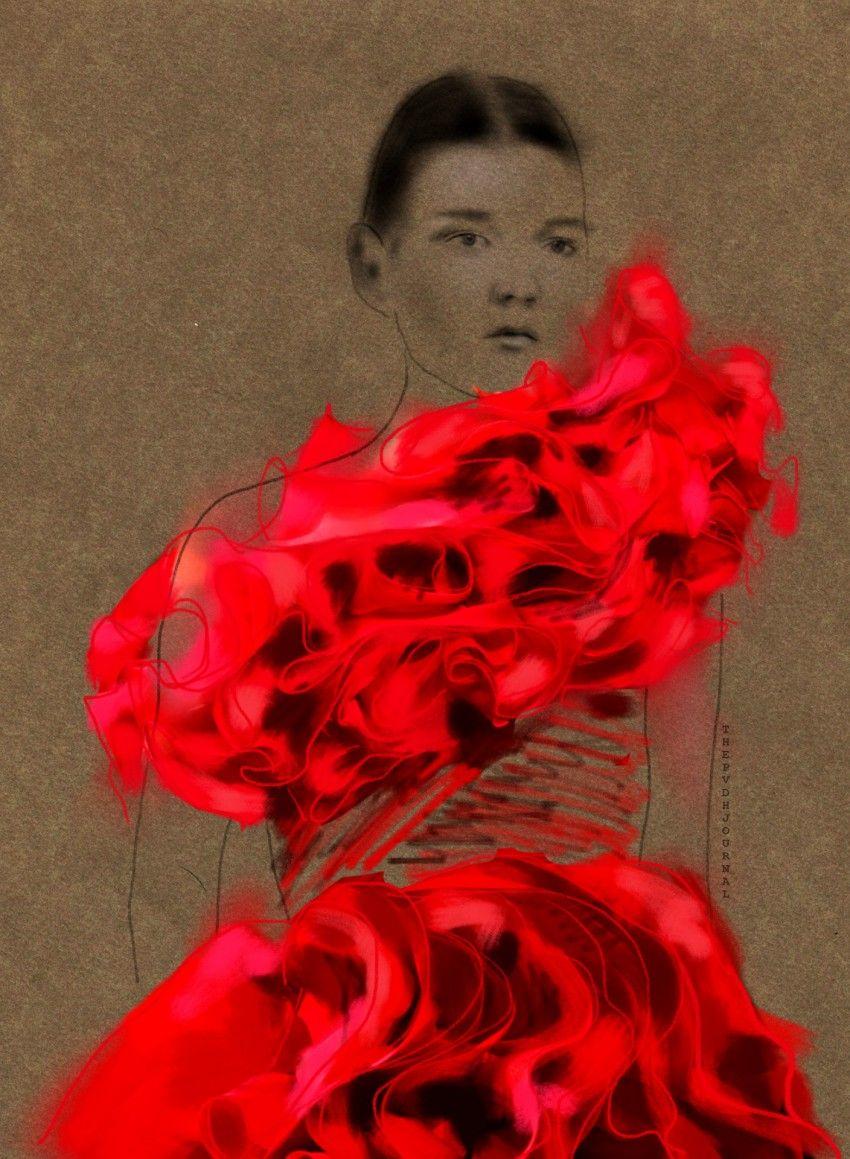 Giambattista Valli Couture Fall 2012 (ThePvdHJournal)