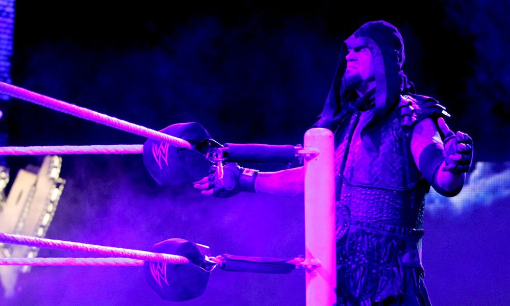 Is The Undertaker planning to retire anytime soon