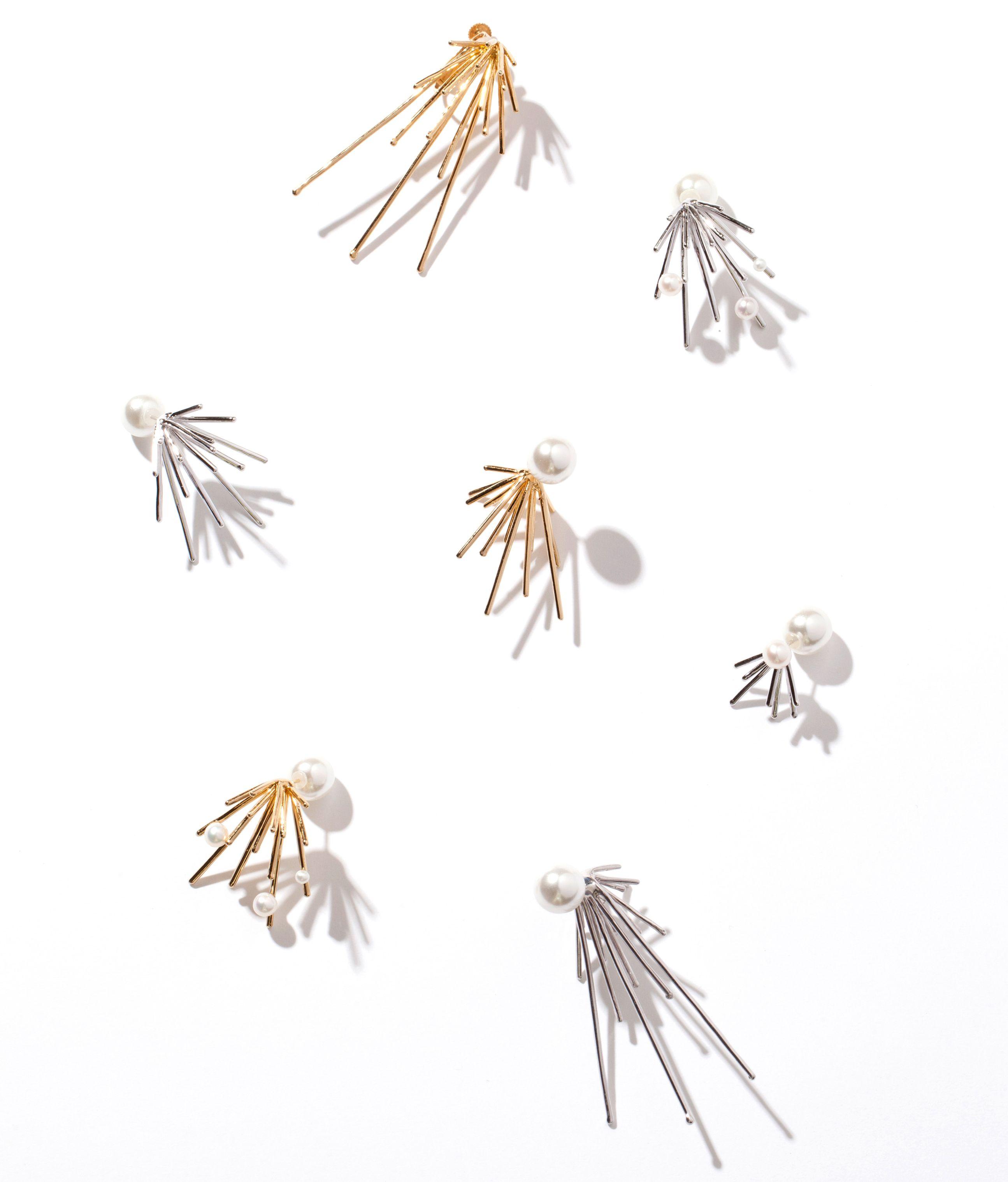 Collection Lamie ラミエ Jewelry Accessory Brand Jewelry Lookbook Jewelry Branding Sequin Accessories