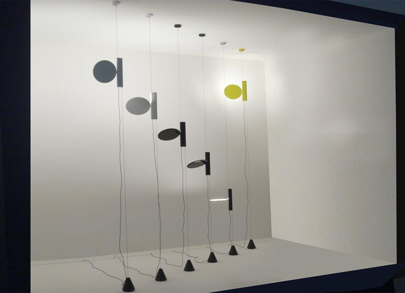 Superb OK lamp Konstantin Grcic