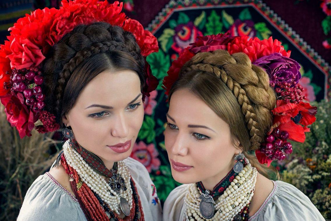 русские народные прически фото нет ничего лишнего