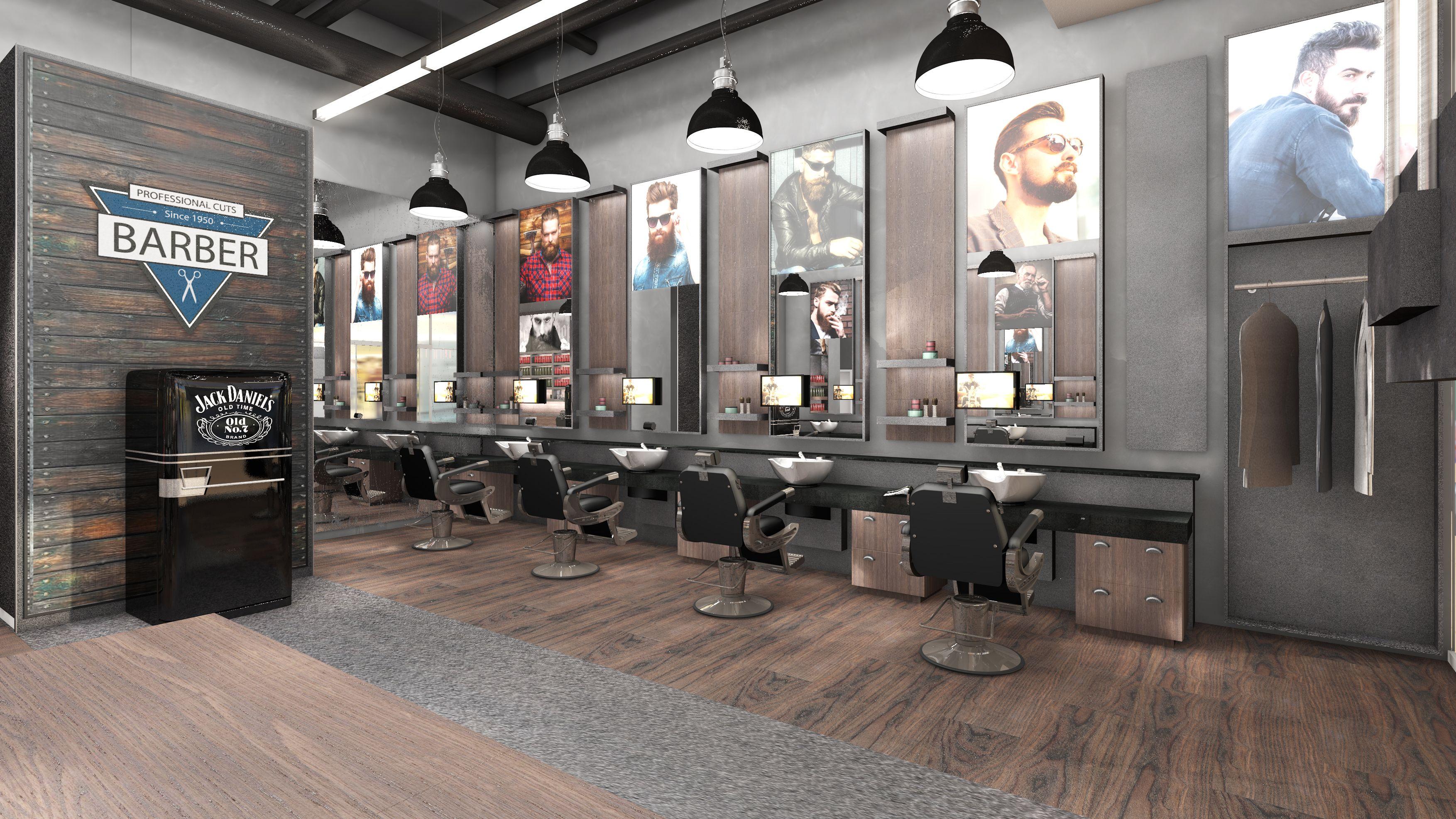 IDEA ONE in 2019 | Salonkonzepte_3D_Animationen_IDEA | Salon design ...