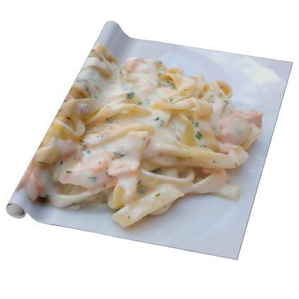 pasta custom food photo wrapping paper create your own gifts