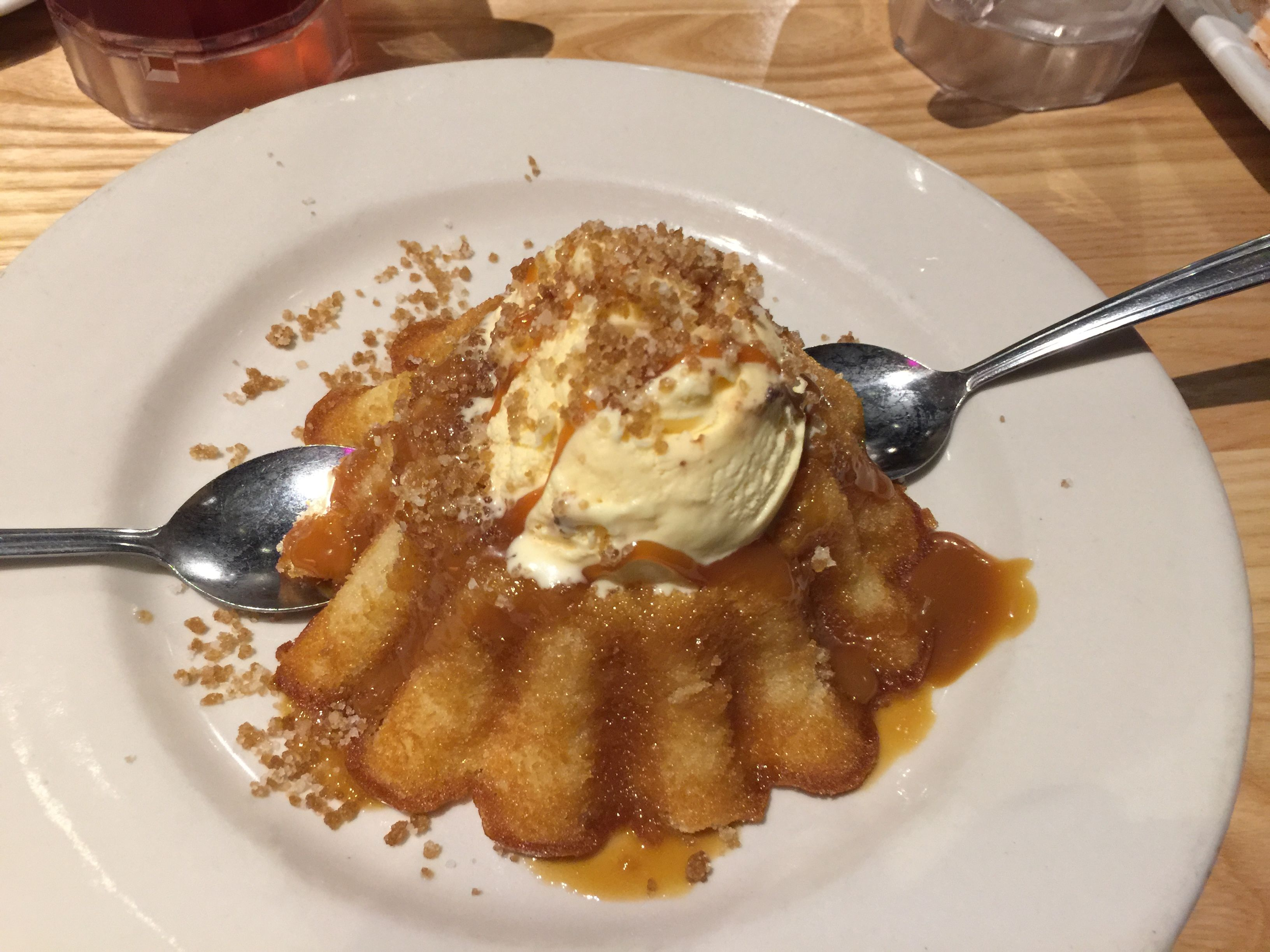 Salted Caramel Lava Cake @ Chili\'s | Yummy for my Tummy | Pinterest ...