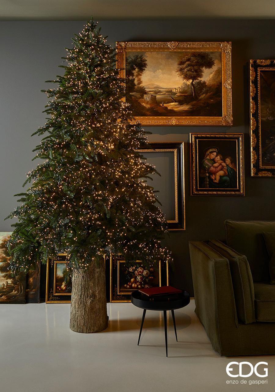 Decorazioni Natalizie Edg Natale 2020.Edg Enzo De Gasperi Portacandele Tronco Home Decor