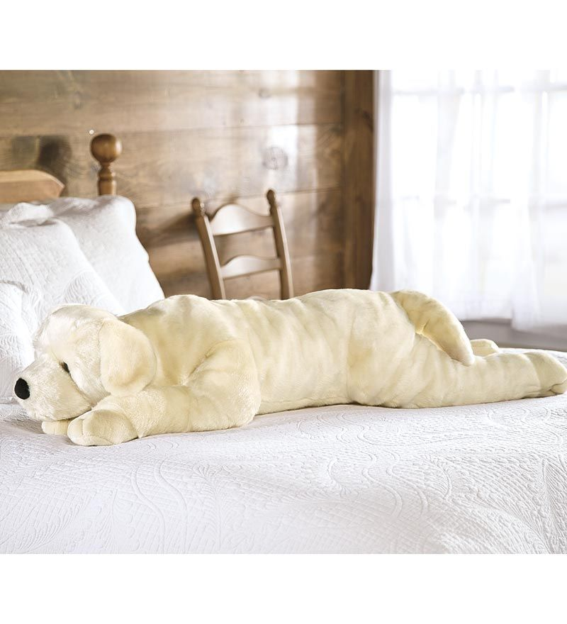 Yellow Lab Labrador Body Pillow Animal Body Pillows Problem