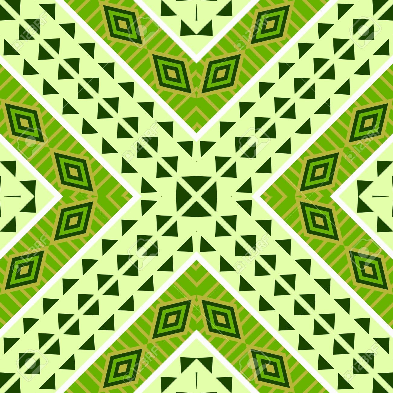 Seamless Geometric Ethnic Tribal Pattern Royalty Free ... - photo#46