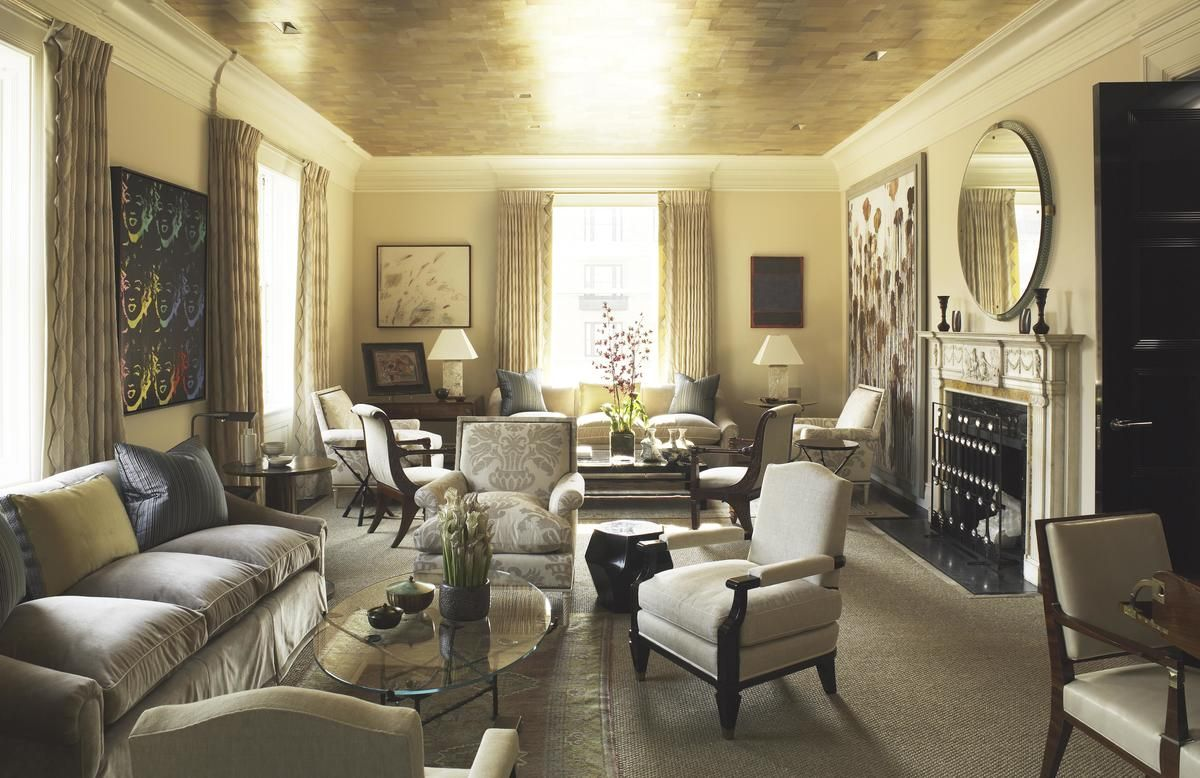 See More Of David Kleinberg Design Ociates S Park Avenue