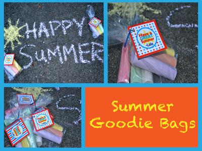 Summer Goodie Bags