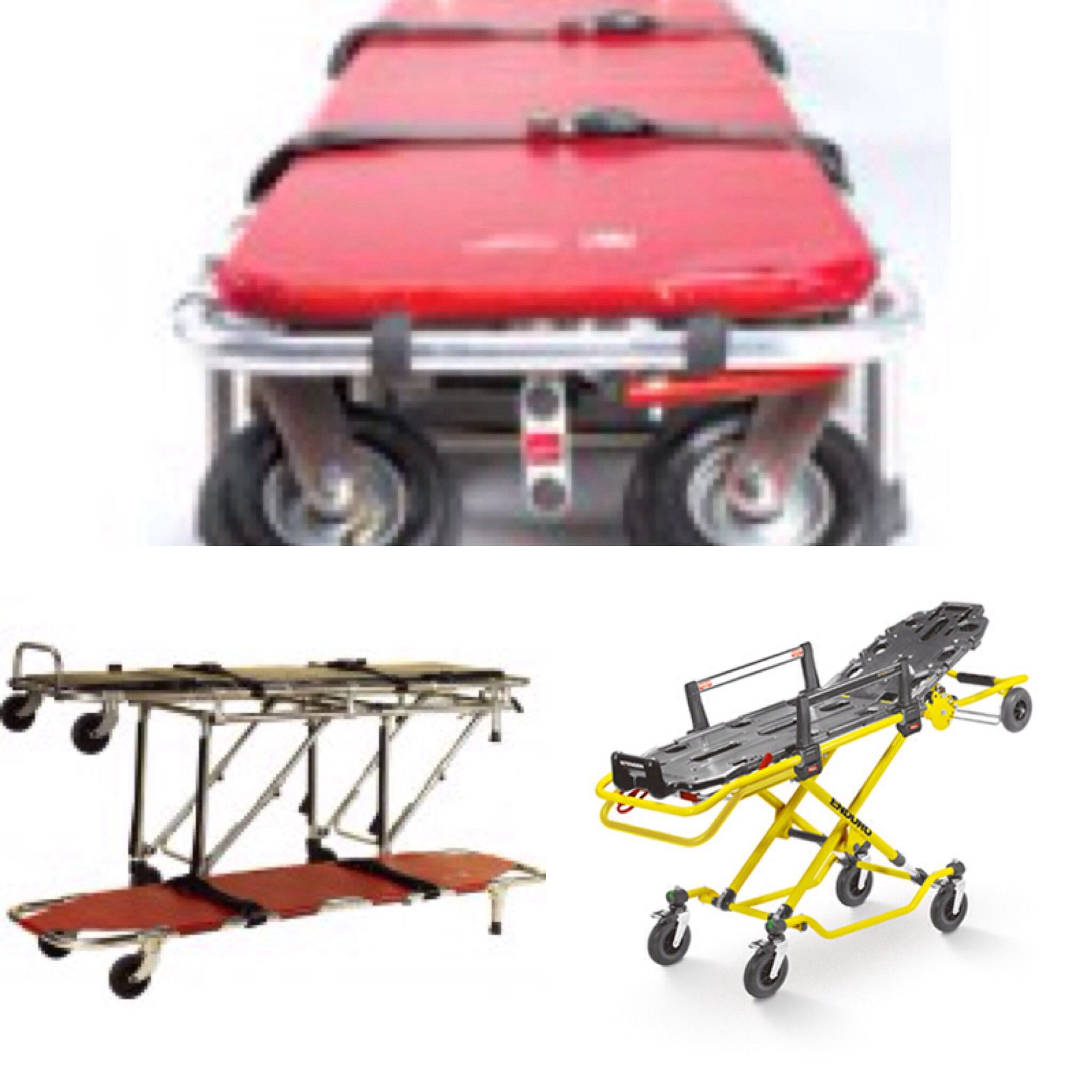 Removal and ambulance stretchers for #funeral directors to