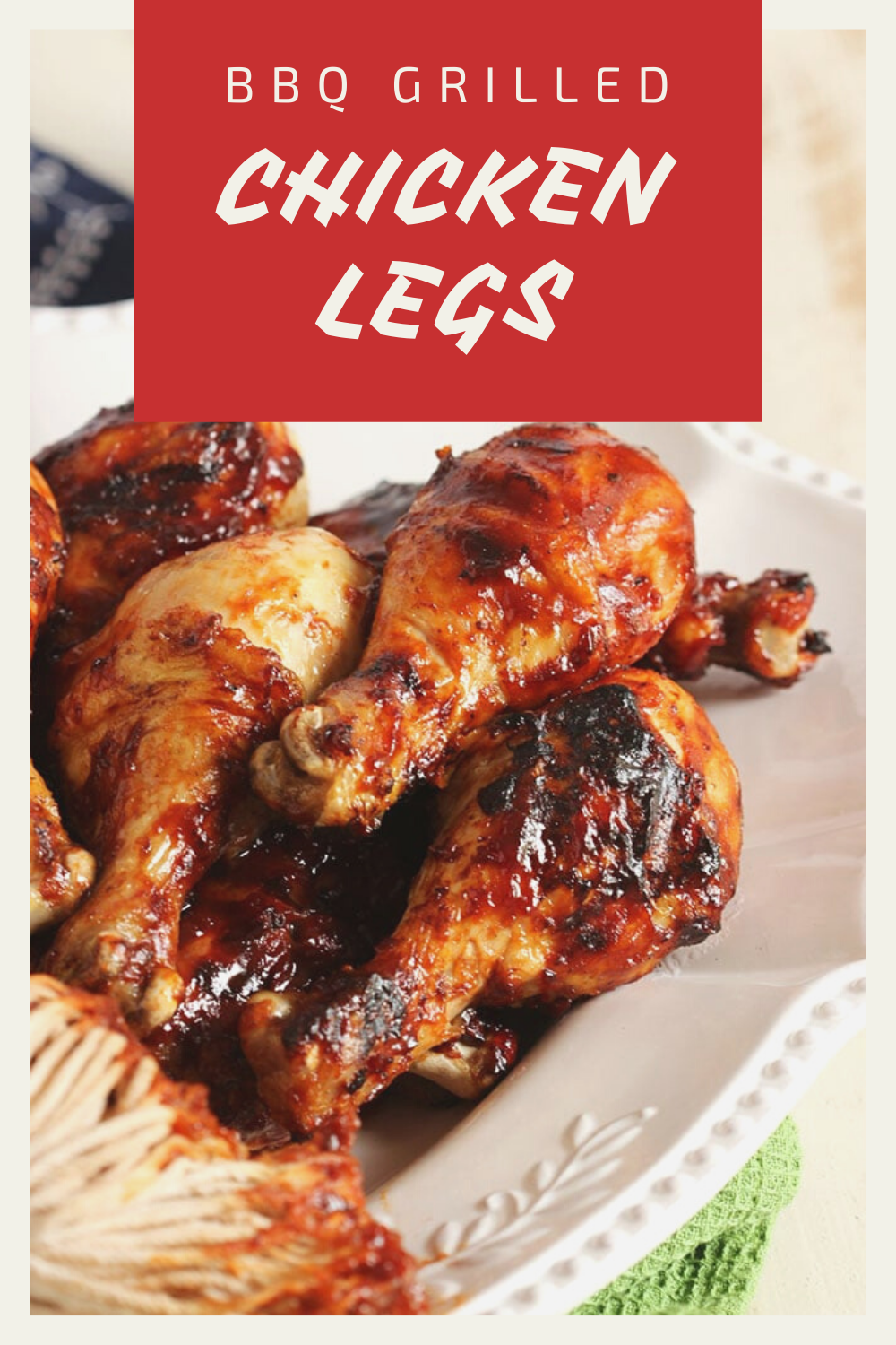 Bbq Grilled Chicken Legs The Suburban Soapbox Recipe In 2020 Grilled Chicken Legs Grilled Chicken Recipes Grilled Bbq Chicken