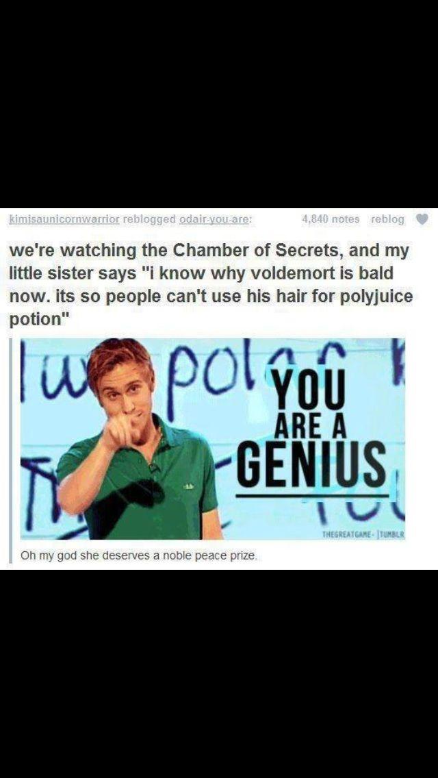 Genius!!!