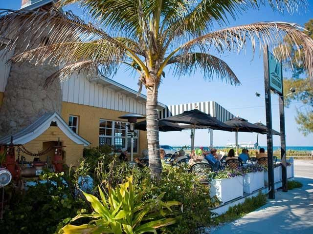 Where To Eat And Drink In Annamariaisland Recommended Restaurants 08 25 2017 Waterfront Restaurant