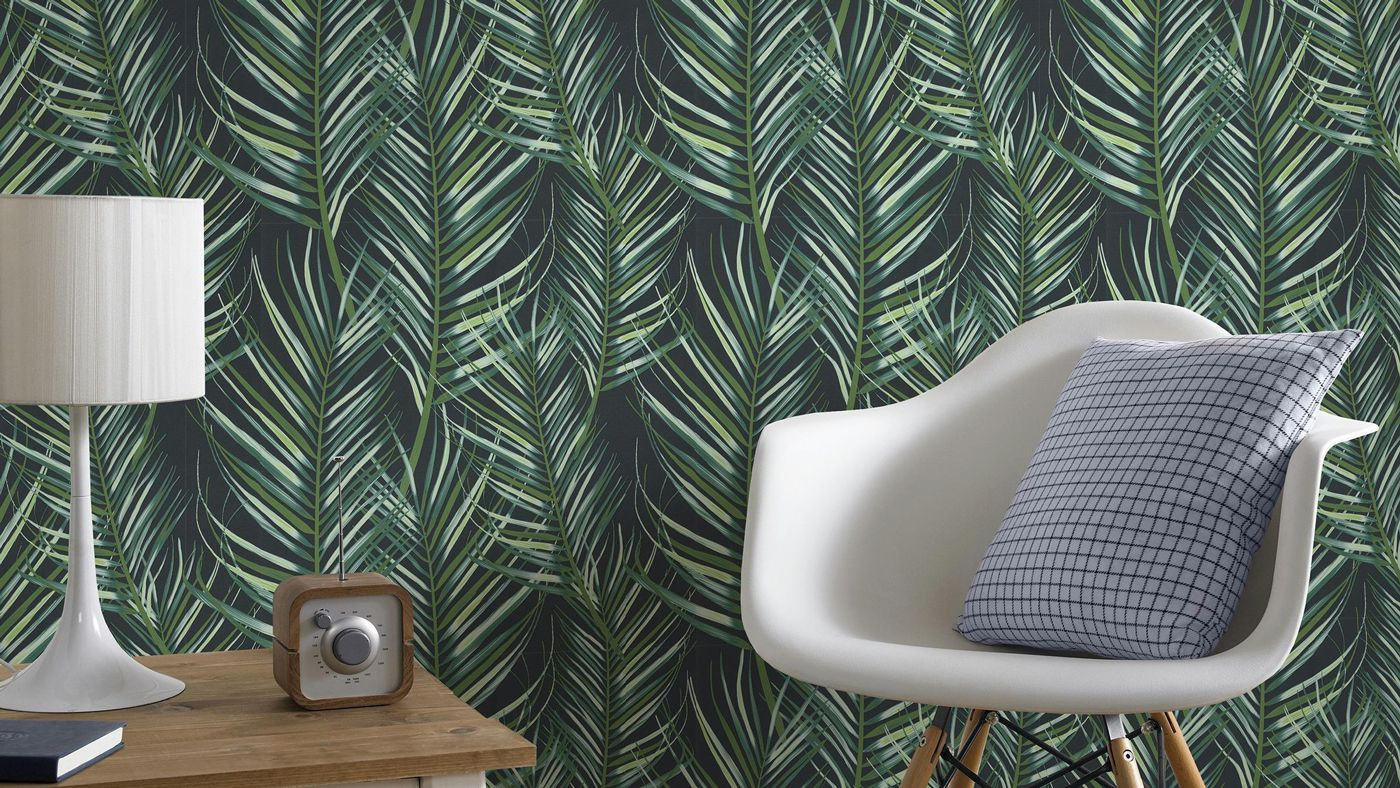 Design Woonkamer Decoratie : Behang decoratie design slaapkamer woonkamer fauteuil