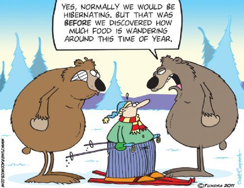 tundra comics by wasilla artist chad carpenter famed alaskan