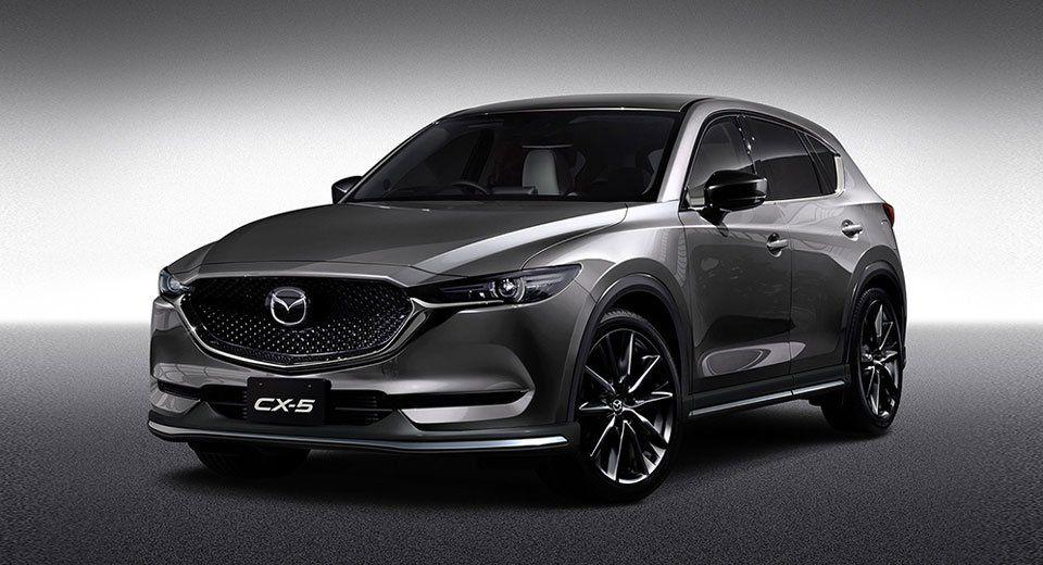 Mazda Cx 3 And Cx 5 Bringing Sporty Capes To Tokyo Carscoops Mazda Cx5 Mazda Mazda Suv