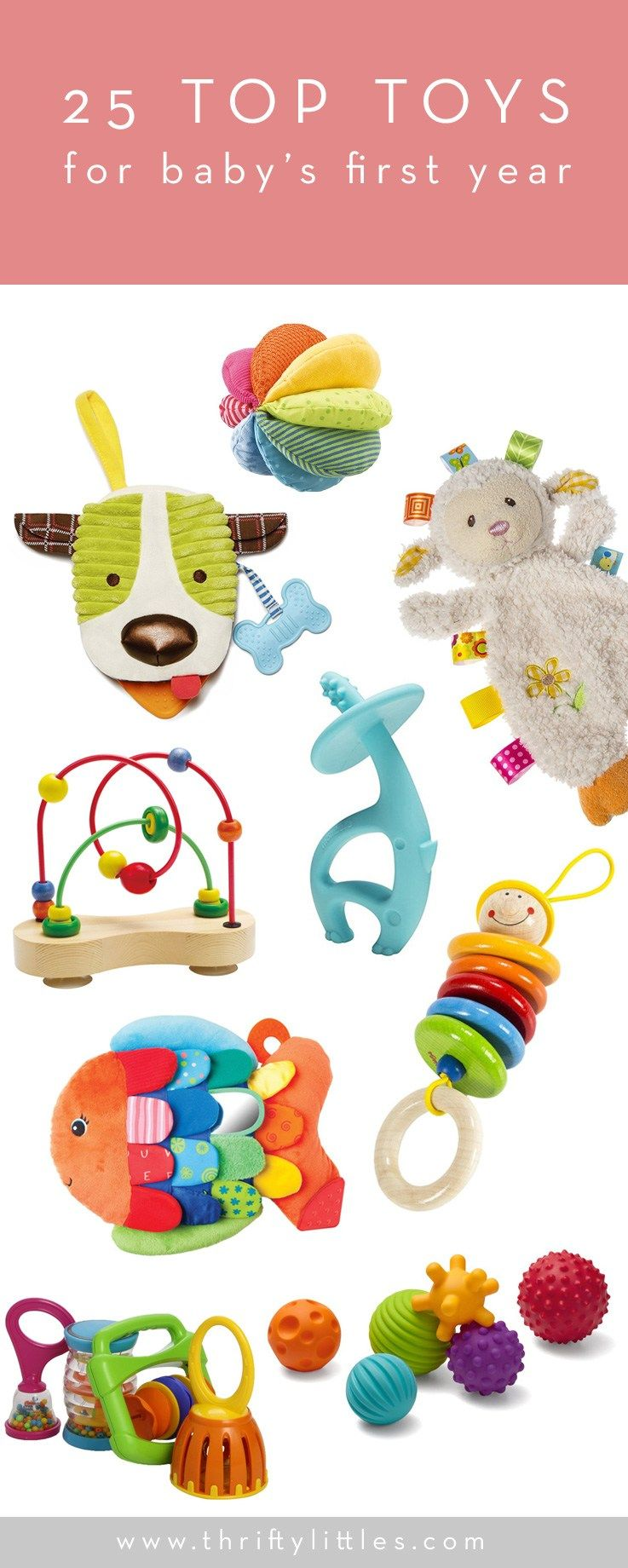 Gift Guide  Top Toys Under  for Babyus First Year  Top toys