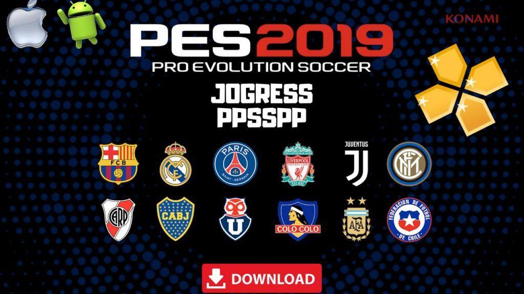 PES 2019 Android Latest Transfer Download | mega | Offline