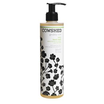 Until The Cows Come Home Cowshed Grubby Cow Zesty Hand Wash Organic Oil Hands Hand Care