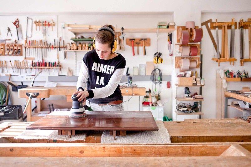 Wir Machen Das Tisch Restaurieren Mobel Bauen Tisch Selber Bauen Hochbett Selber Bauen