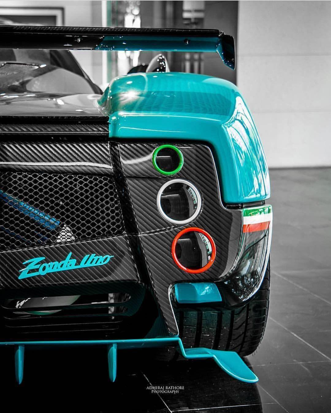 Zonda Uno By Supercarsofhongkong At Pagani Automobili S P A