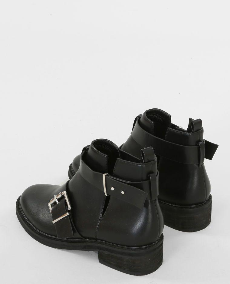 Préférence Boots motardes noir | clothes | Pinterest | Chaussure, Bottines et  XT59