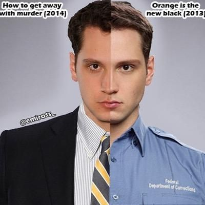 matt mcgorry gossip girl