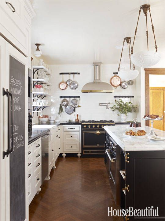 Open Shelving These 15 Kitchens Might Convince You Otherwise Housebeautiful
