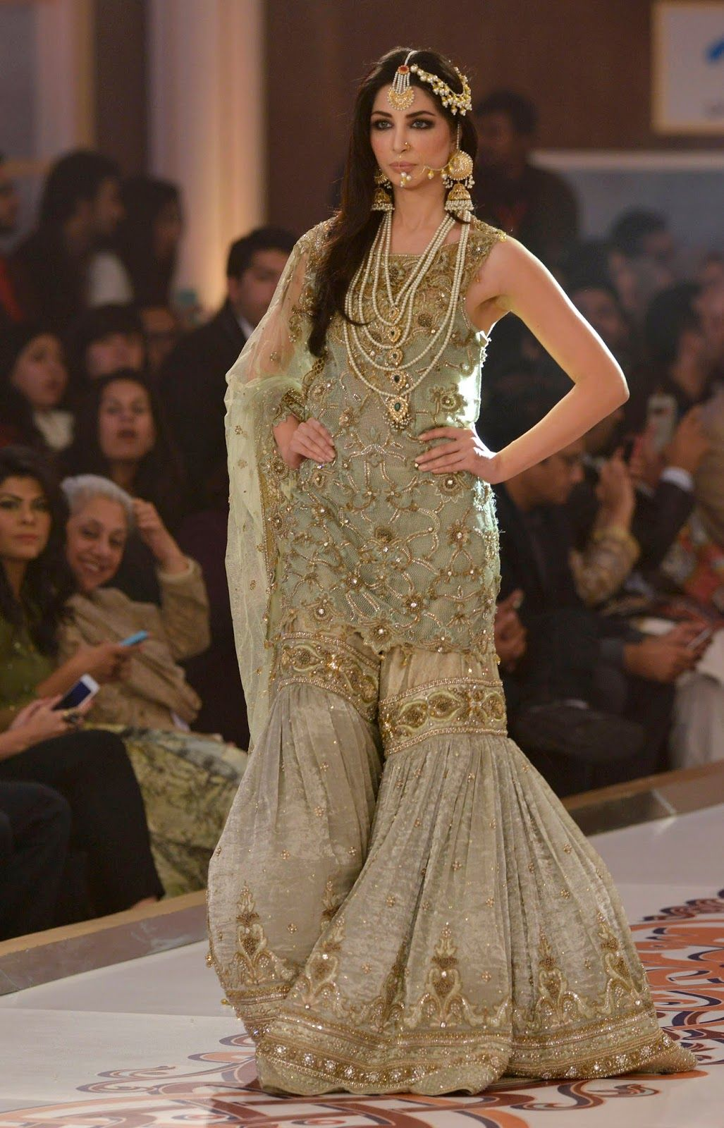Pakistan Fashion Bridal Couture Week 2015 Lahore in HD Pictures - HD ...
