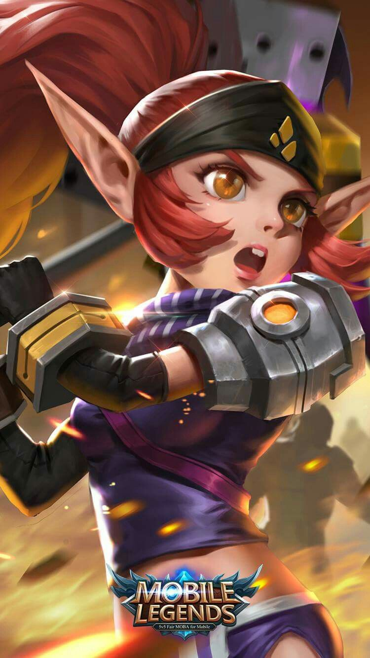 Lolita Skin Mobile Legend Wp Pinterest Mobile Legends Mobile