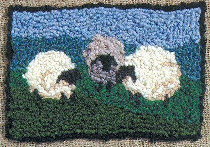 Harrisville Designs Traditional Rug Hooking - Free Shipping