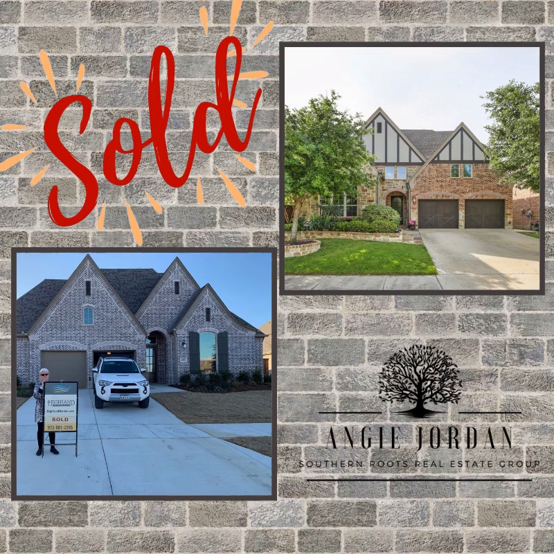 🏡🎉Happy Closing Day🏡🎉 Congratulations to these TWO amazing families!!!    #SouthernRootsREG loved being able to guide each of your families into the next chapter!   Thank you for putting your trust in our team!   #southernhustle #angiesellsdfw #southernrootsreg  #yourfavoriterealtor #pgafrisco #northtexasrealestate #househunters#pga #pgaheadquarters #realestateagent #friscoagent #friscorealtor #gratefulforourclients #welovewhatwedo  #househunting #homesforsale #justlisted #wanttomove