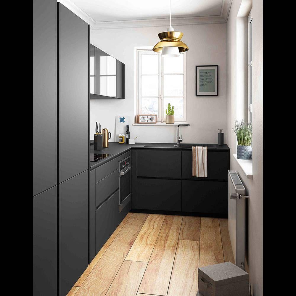 une petite cuisine fonctionnelle cuisines salle manger pinterest cuisine fonctionnelle. Black Bedroom Furniture Sets. Home Design Ideas