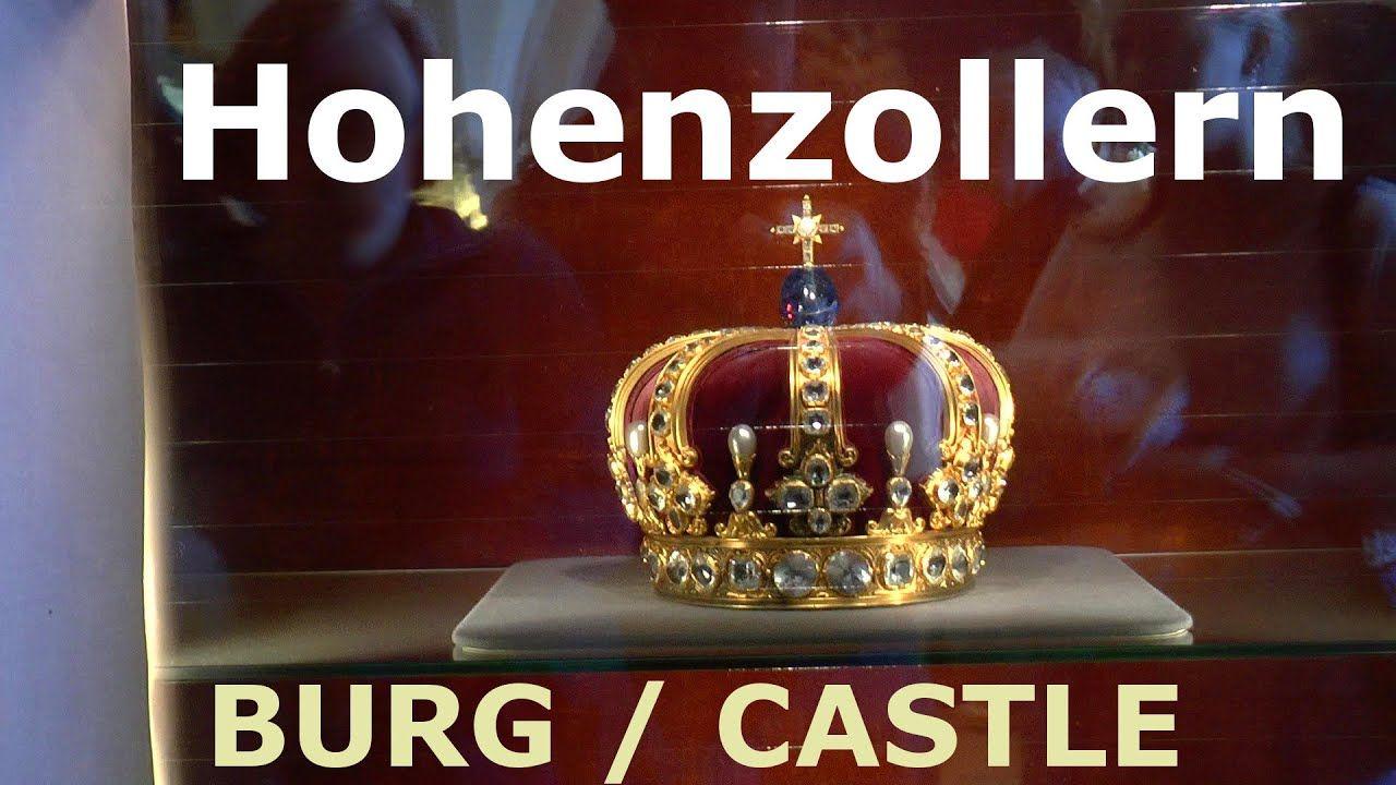Burg Castle Hohenzollern Aussen Innen Inside Outside Kaiser Wil En 2020 Castillos