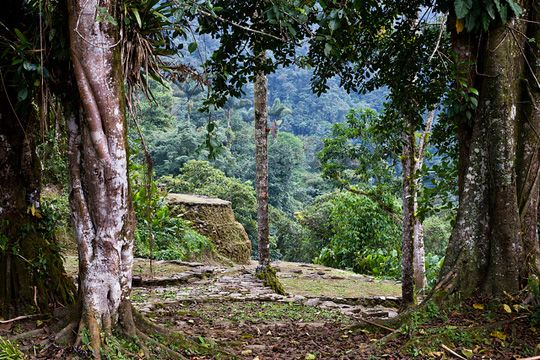 Ciudad Perdida, Colombia's hiking trails, Hiking trails in Colombia