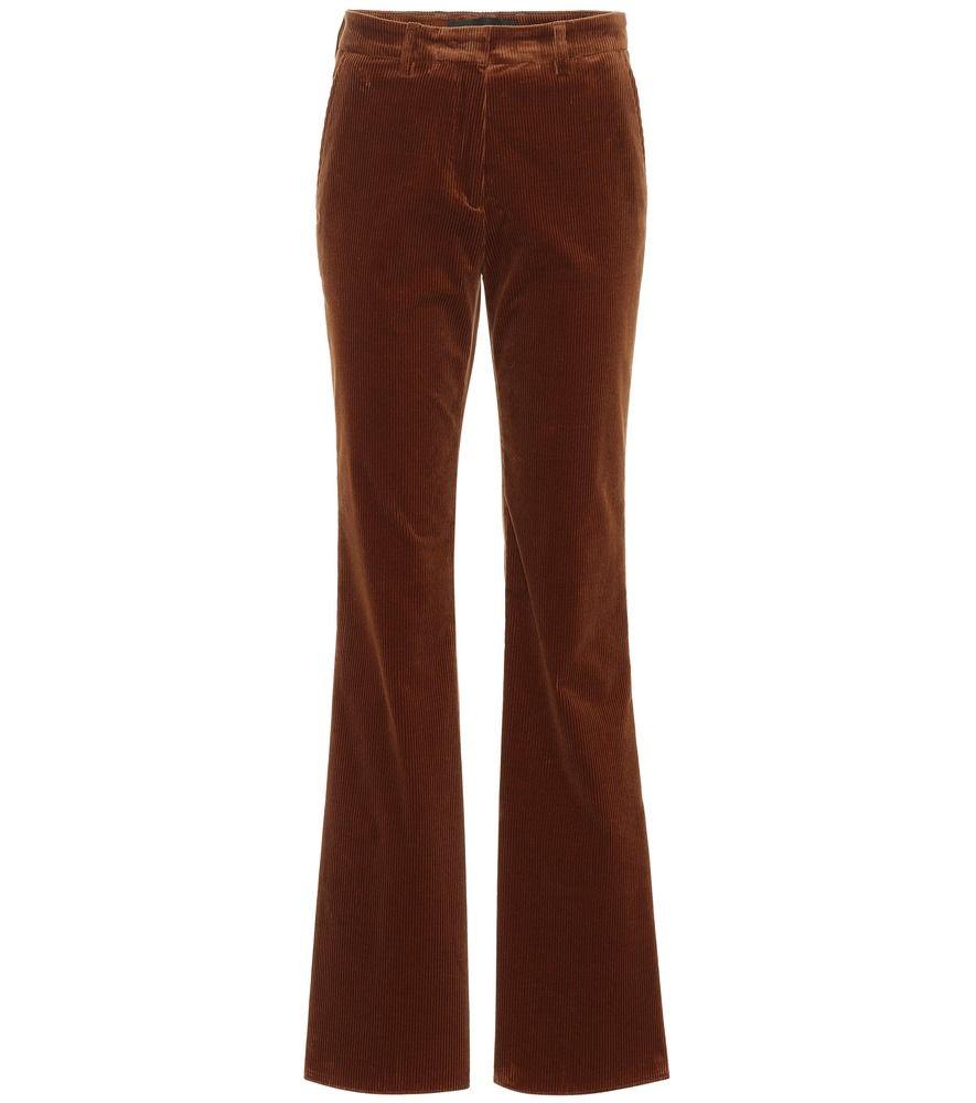 Corduroy petite pants