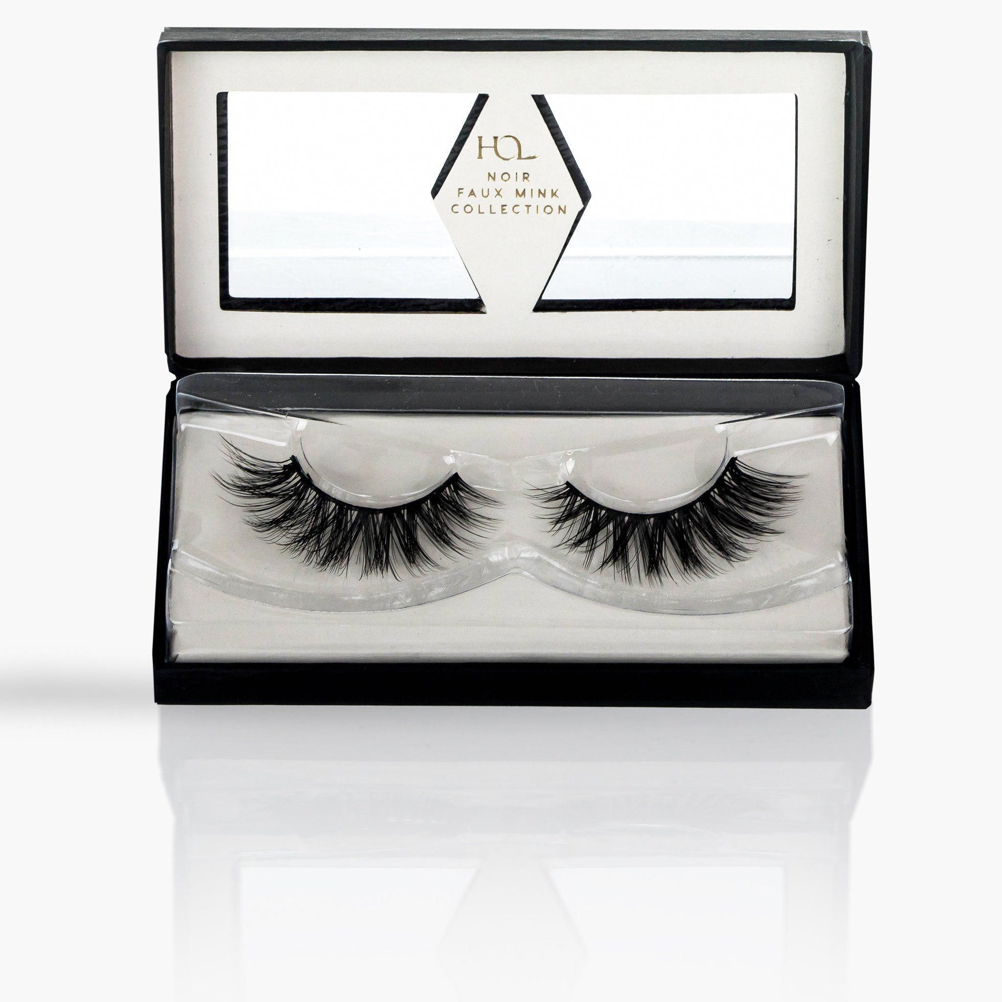 Posh Noir 1 Pack House of lashes, Eyelashes, Eye makeup