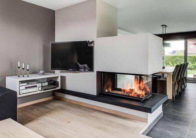 bildergebnis f r kamin fernseher raumtrenner kamin pinterest raumtrenner fernseher und. Black Bedroom Furniture Sets. Home Design Ideas