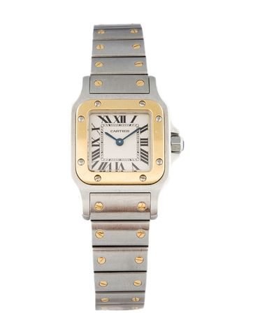 a31b0e2e9 Santos Galbee Watch | MINE | Watches, Cartier santos, Cartier