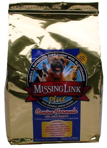 130 00 78 99 The Missing Link Plus Professional Strength Veterinary Formula Offers Double The Nutrients To Pet Wellness Healthy Joints Superfood Supplements