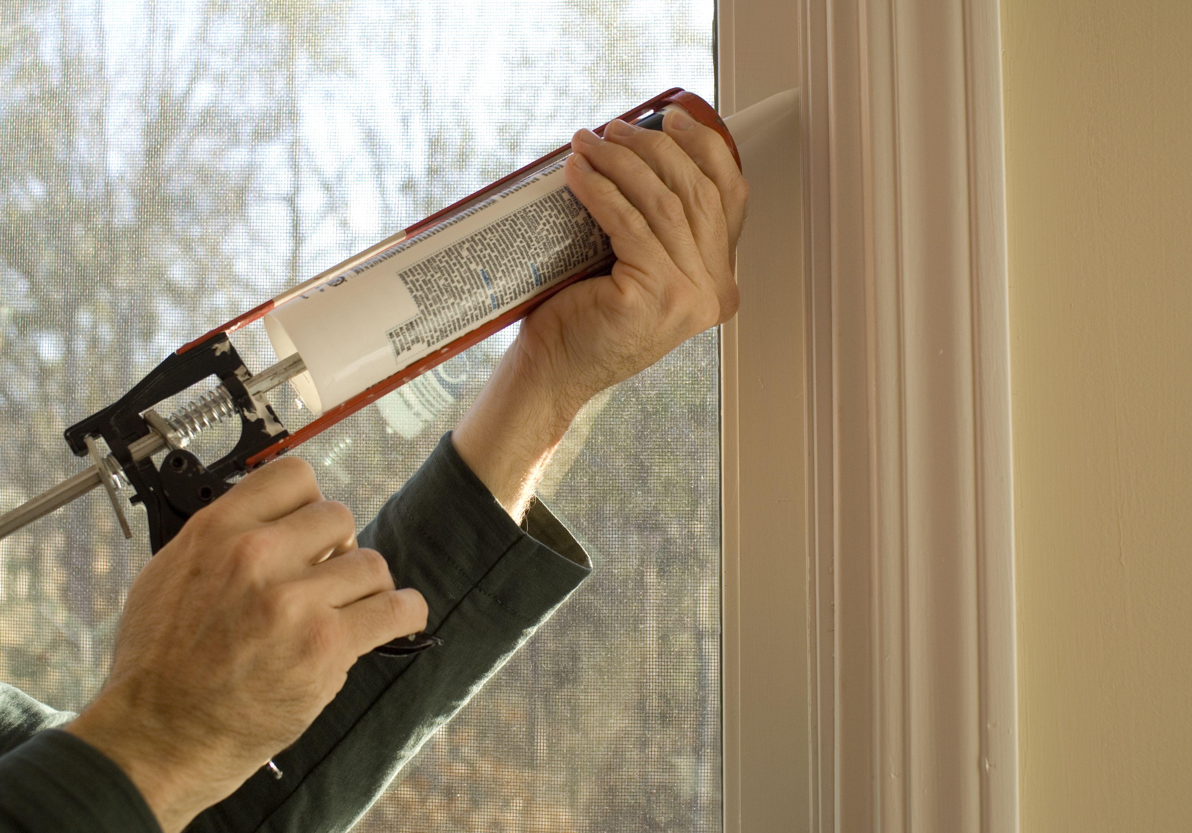 Can You Put New Caulking Over Old Caulking Caulking Home Maintenance Home Repairs